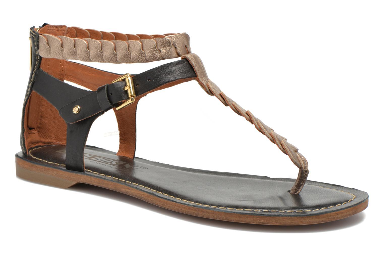 Sandalen Pikolinos SAN ANTONIO 941-7592A Zwart detail