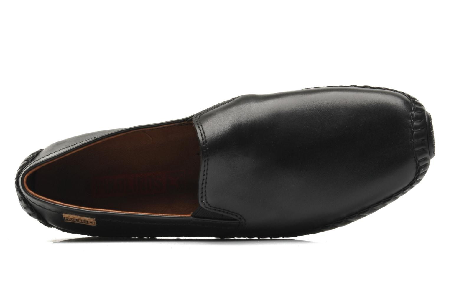 Loafers Pikolinos Jerez 09Z-5511 Black view from the left