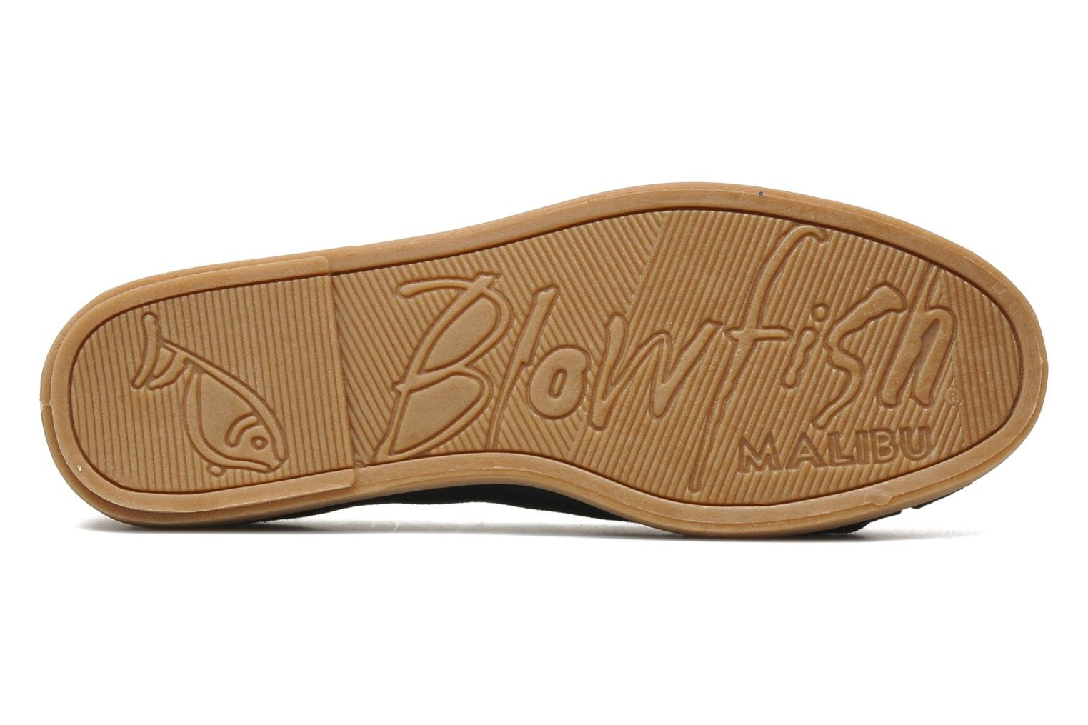 Ballet pumps Blowfish Glo Black view from above