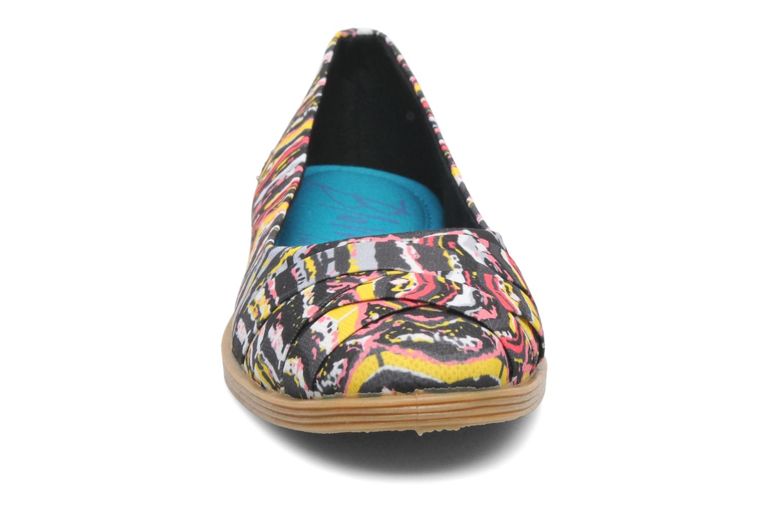 Ballerine Blowfish Glo Multicolore modello indossato