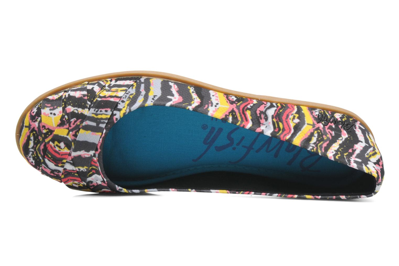 Bailarinas Blowfish Glo Multicolor vista lateral izquierda