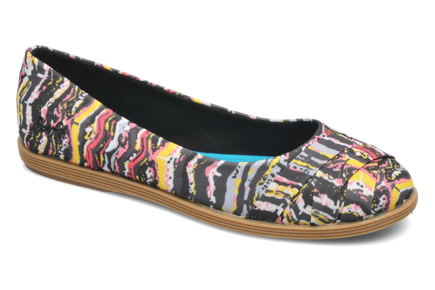 Ballerina's Blowfish Glo Multicolor detail