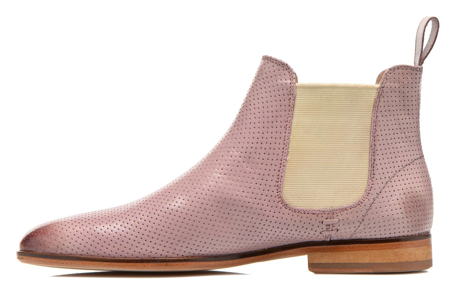 Ankle boots Melvin & Hamilton Susan 10 Pink front view