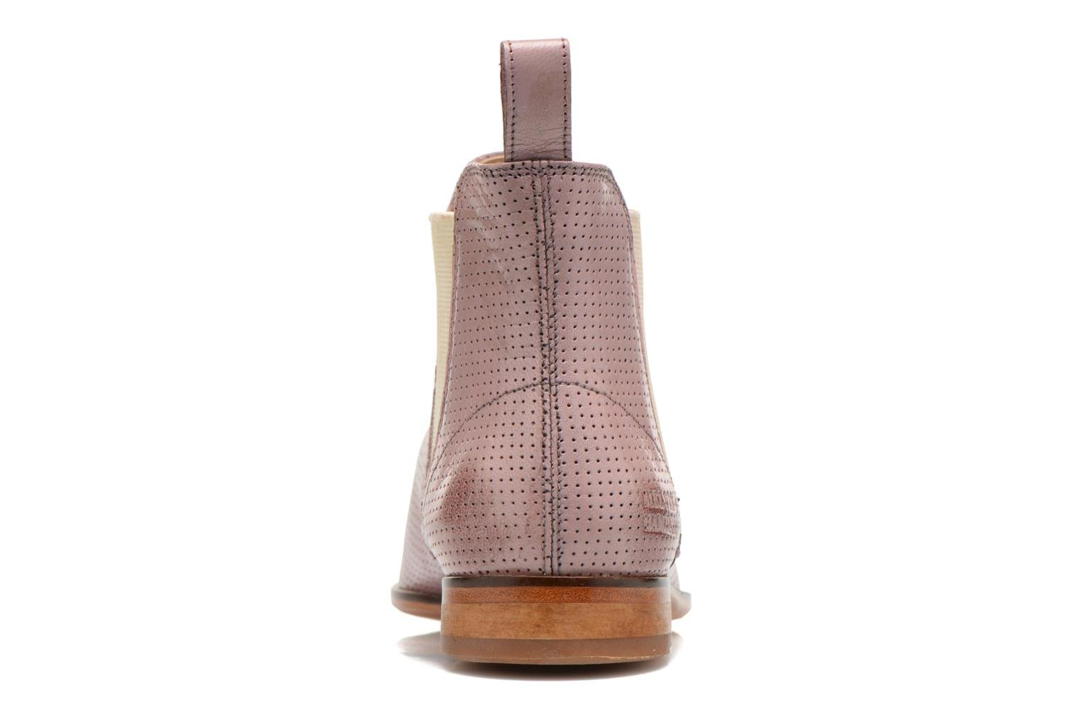 Ankle boots Melvin & Hamilton Susan 10 Pink view from the right