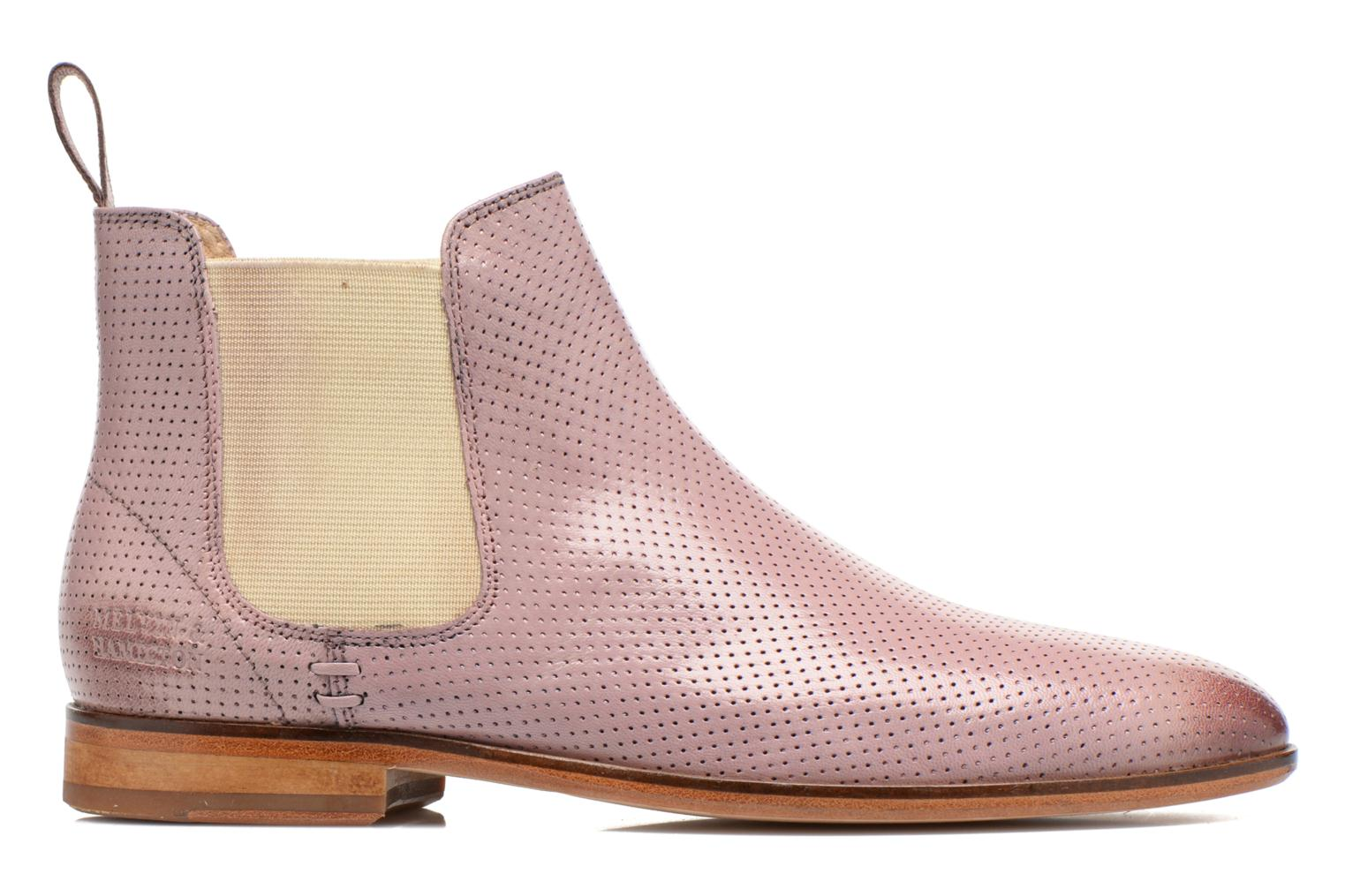Ankle boots Melvin & Hamilton Susan 10 Pink back view