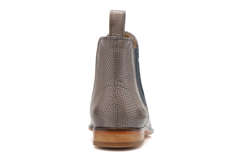 Boots en enkellaarsjes Melvin & Hamilton Susan 10 Grijs rechts
