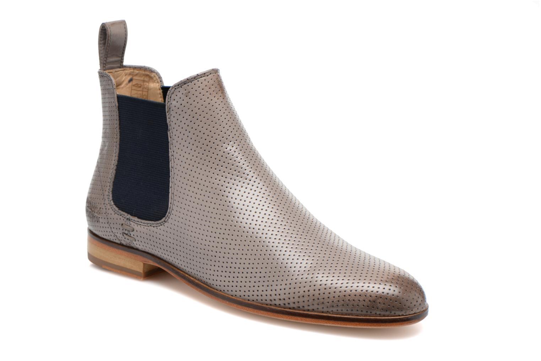 Boots en enkellaarsjes Melvin & Hamilton Susan 10 Grijs detail