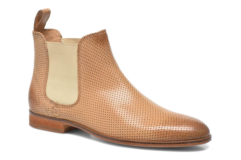 Boots en enkellaarsjes Melvin & Hamilton Susan 10 Beige detail