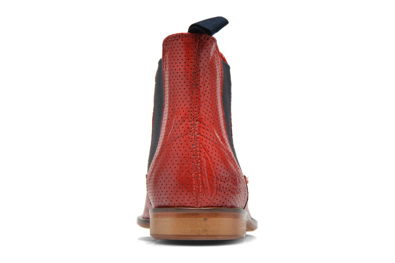Stiefeletten & Boots Melvin & Hamilton Susan 10 rot ansicht von rechts