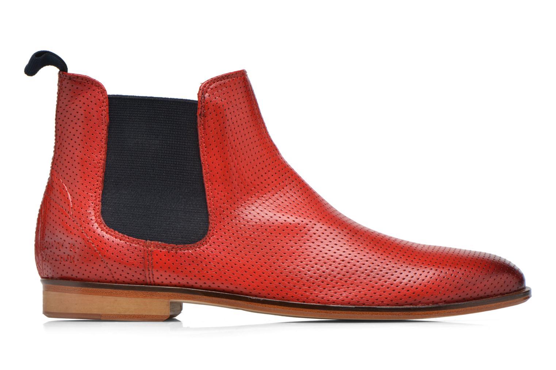 Stiefeletten & Boots Melvin & Hamilton Susan 10 rot ansicht von hinten