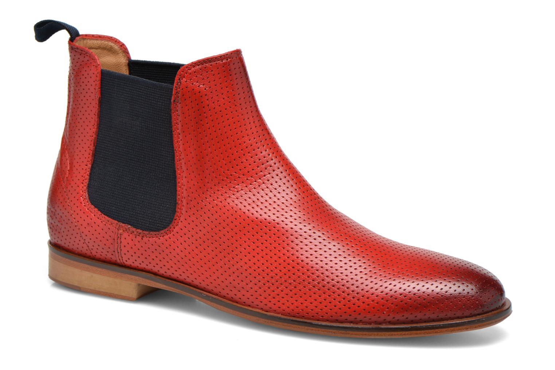Stiefeletten & Boots Melvin & Hamilton Susan 10 rot detaillierte ansicht/modell