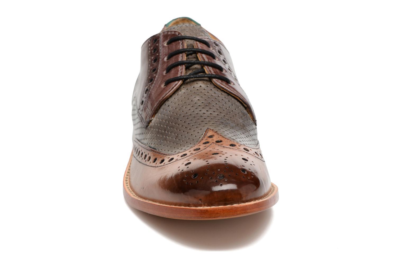 Lace-up shoes Melvin & Hamilton Amelie 3 Multicolor model view