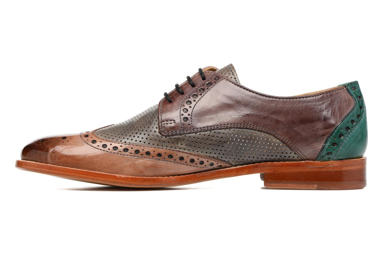 Lace-up shoes Melvin & Hamilton Amelie 3 Multicolor front view