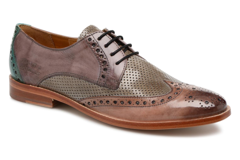 Cómodo y bien parecido Melvin & Hamilton Amelie 3 (Multicolor) - Zapatos con cordones en Más cómodo