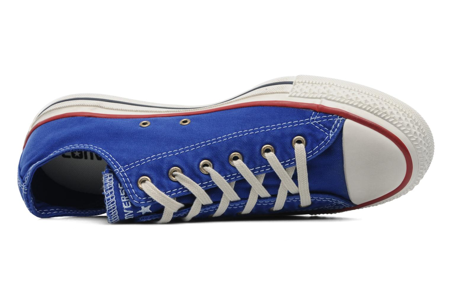 Sneakers Converse Chuck Taylor All Star Well Worn Ox W Blauw links