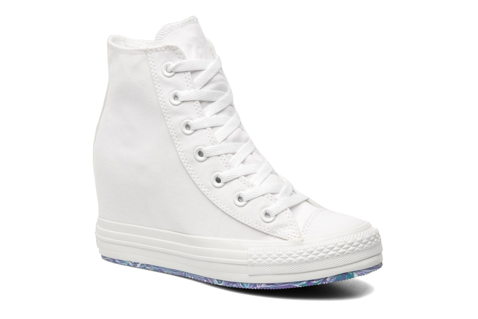 converse all star hi platform plus