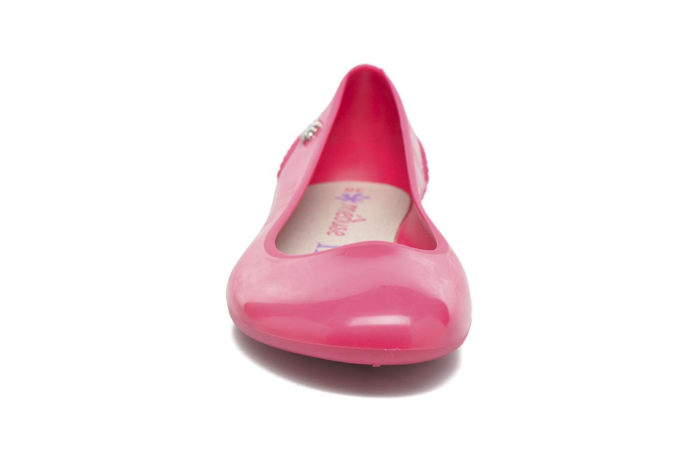 Ballerina Méduse Salsada Rosa bild av skorna på