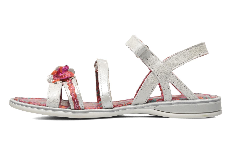 Sandales et nu-pieds Catimini CROCUS Argent vue face