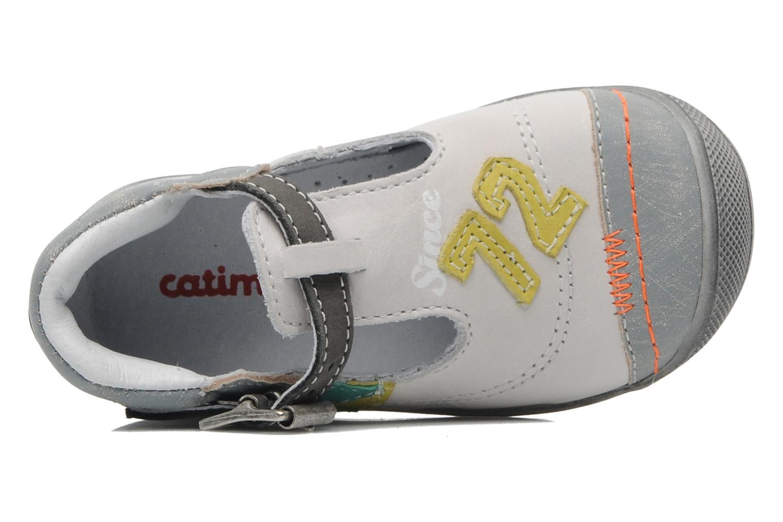 Boots en enkellaarsjes Catimini CAIUS Grijs links