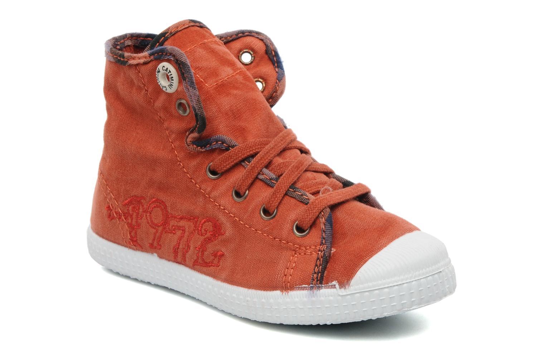 Sneaker Catimini CATAROJA orange ansicht von links