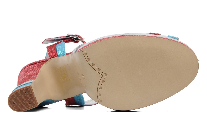 Sandales et nu-pieds Terry de Havilland Deco Multicolore vue haut