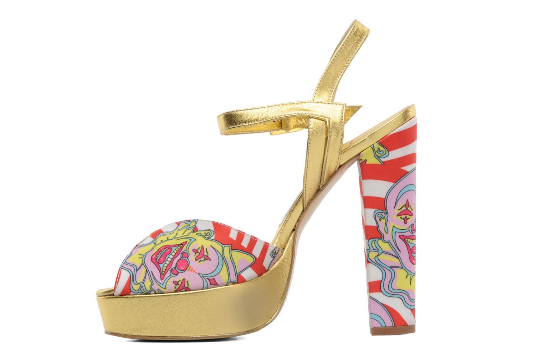 Sandalen Terry de Havilland Coco mehrfarbig ansicht von vorne