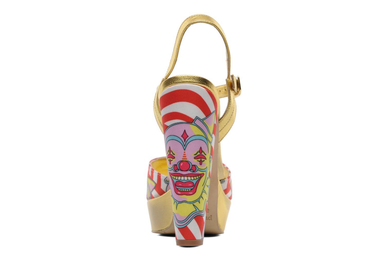 Sandalen Terry de Havilland Coco mehrfarbig ansicht von rechts