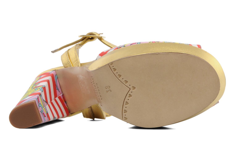 Sandalen Terry de Havilland Coco mehrfarbig ansicht von oben