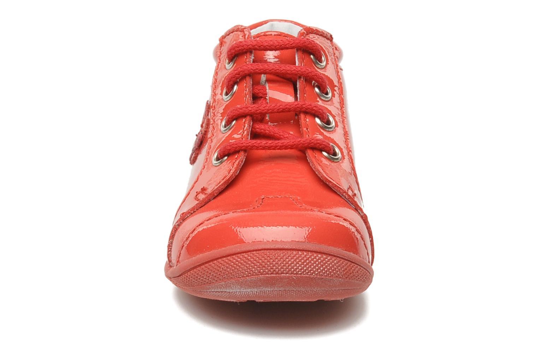 Boots en enkellaarsjes GBB GENNIFER Rood model