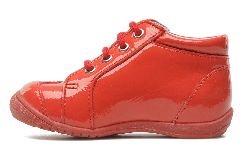 Boots en enkellaarsjes GBB GENNIFER Rood voorkant