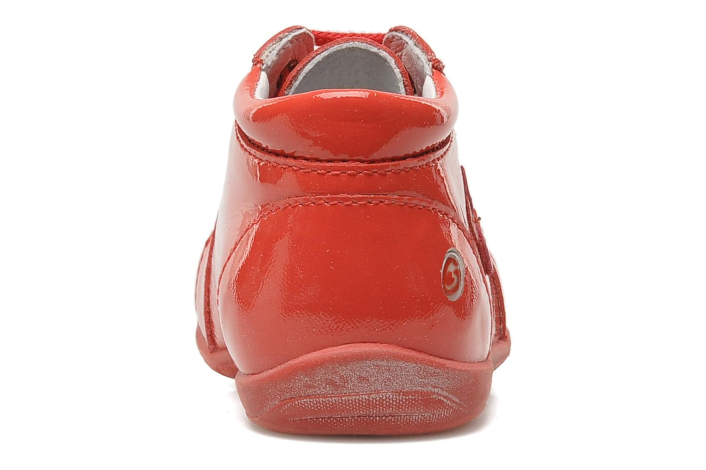Boots en enkellaarsjes GBB GENNIFER Rood rechts
