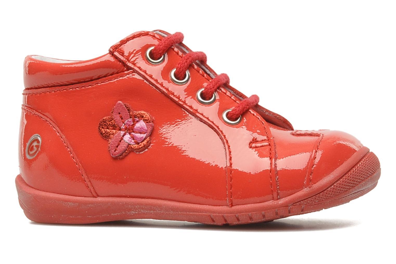 Boots en enkellaarsjes GBB GENNIFER Rood achterkant
