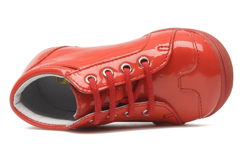 Boots en enkellaarsjes GBB GENNIFER Rood links