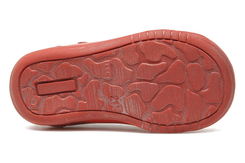 Boots en enkellaarsjes GBB GENNIFER Rood boven