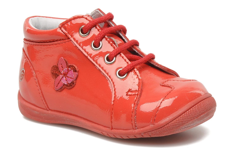 Boots en enkellaarsjes GBB GENNIFER Rood detail