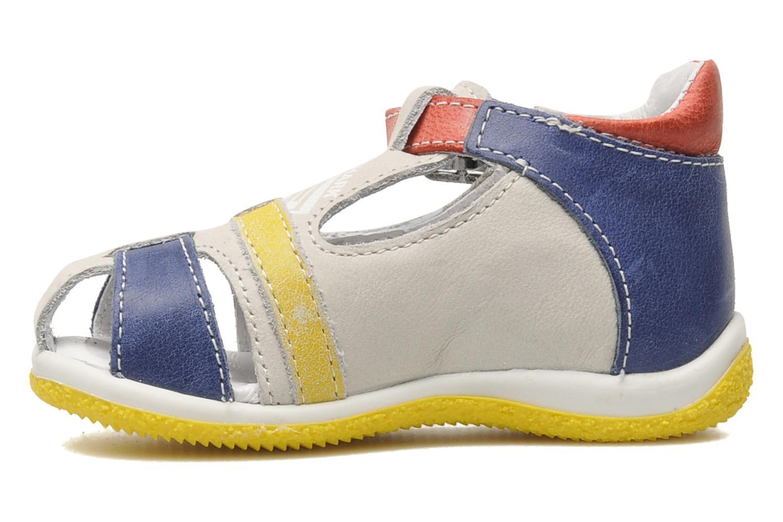 Sandali e scarpe aperte GBB GEORGIO Grigio immagine frontale