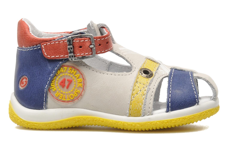 Sandali e scarpe aperte GBB GEORGIO Grigio immagine posteriore