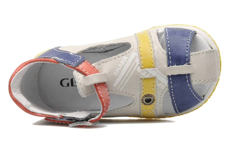 Sandali e scarpe aperte GBB GEORGIO Grigio immagine sinistra