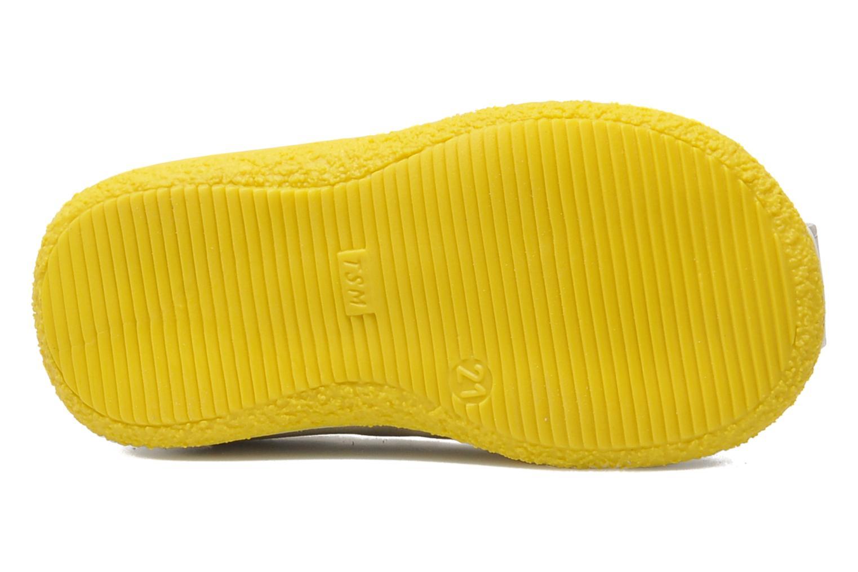 Sandales et nu-pieds GBB GEORGIO Gris vue haut