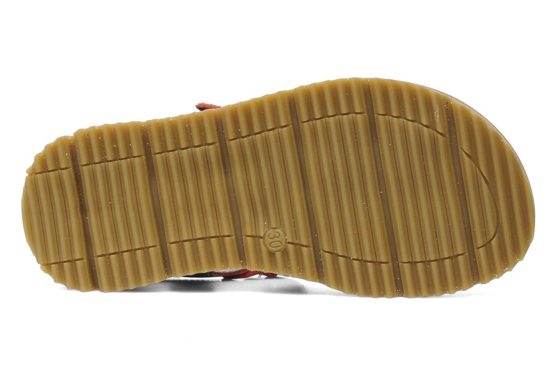 Sandalen GBB GREG Blauw boven