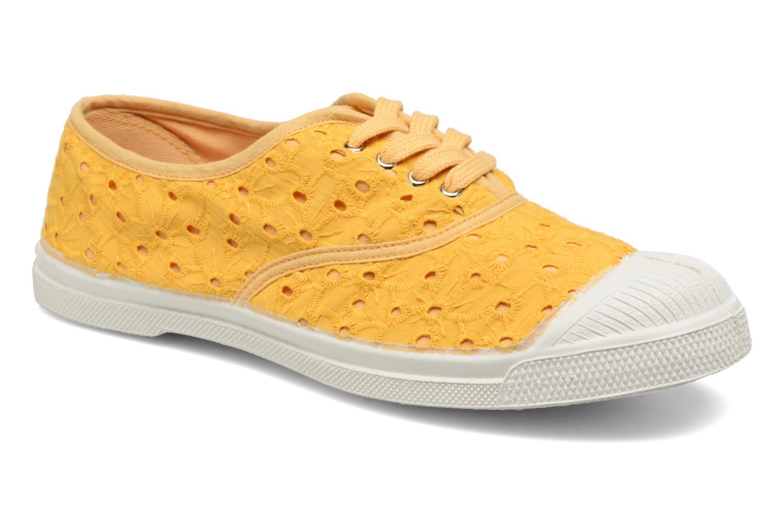 Bensimon - Damen - Tennis Broderie Anglaise - Sneaker - orange 7H7MwL