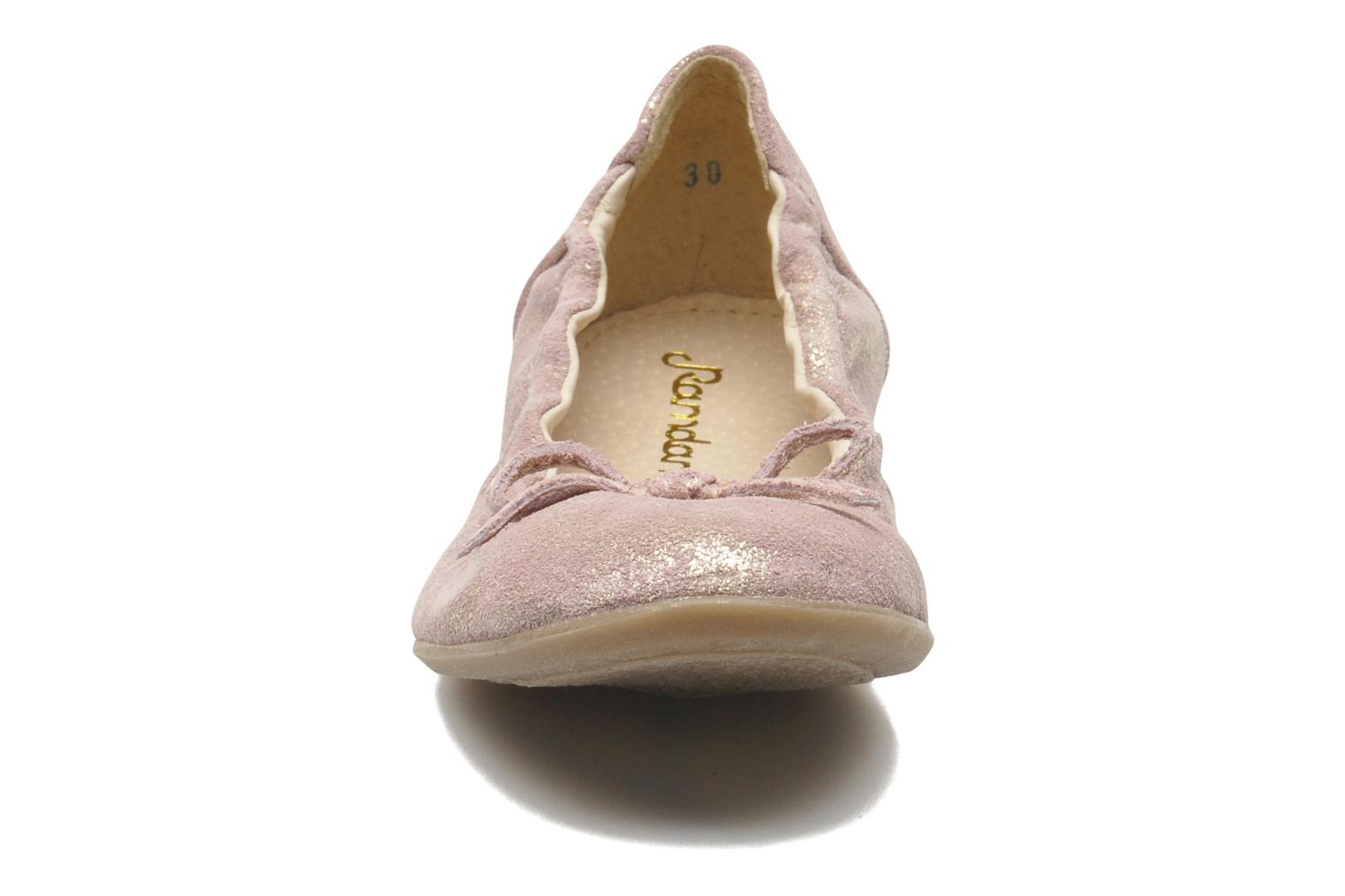 Ballet pumps Ramdam by GBB LISBONNE Pink model view