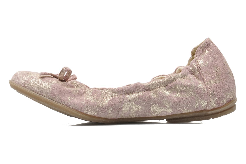 Ballerina's Ramdam by GBB LISBONNE Roze voorkant