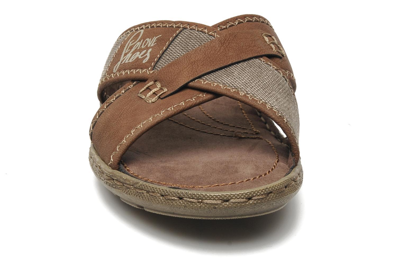 Sandalen I Love Shoes Suvabien Bruin model