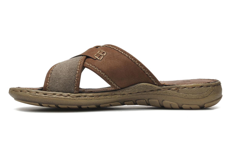 Sandalen I Love Shoes Suvabien Bruin voorkant