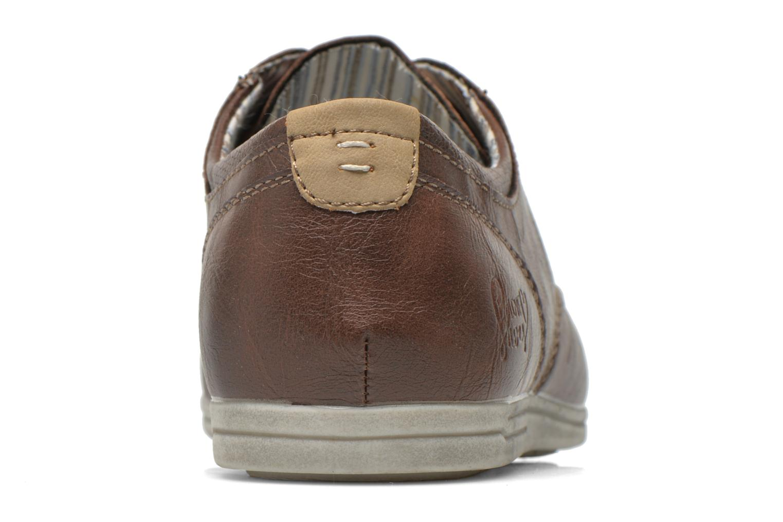 Veterschoenen I Love Shoes Suboites Bruin rechts