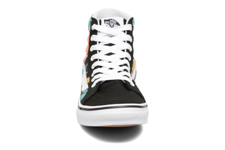 Sneaker Vans Sk8-Hi Slim W mehrfarbig schuhe getragen