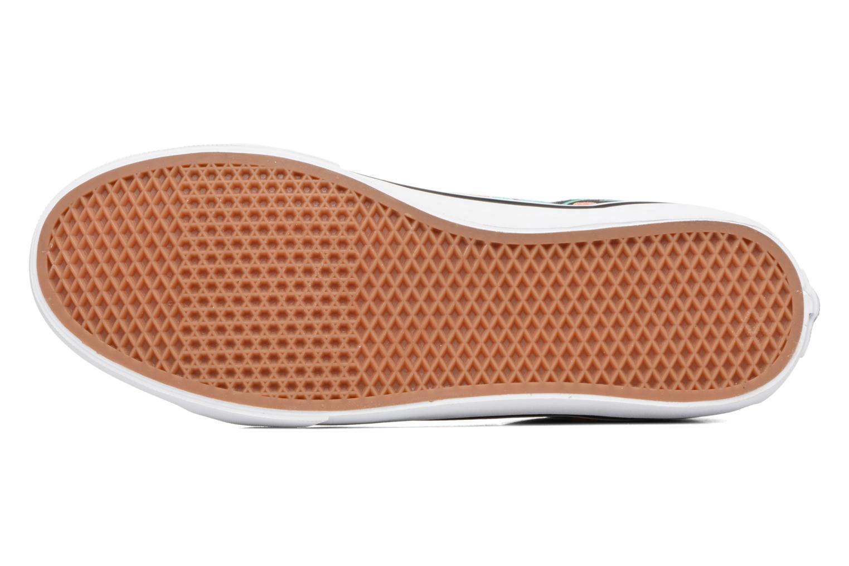 Sneaker Vans Sk8-Hi Slim W mehrfarbig ansicht von oben