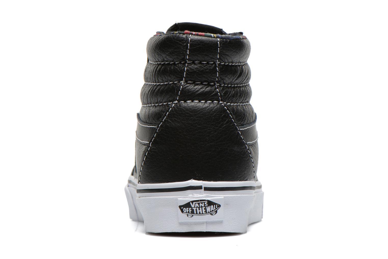 Baskets Vans Sk8-Hi Reissue W Noir vue droite