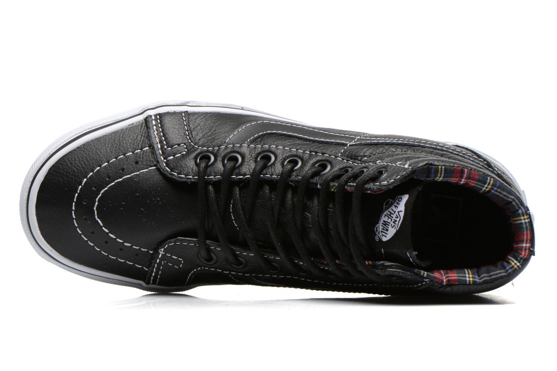 Sk8-Hi Reissue W (Leather) black/plaid